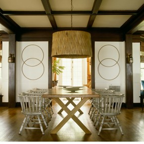 Classic Country Dining Room