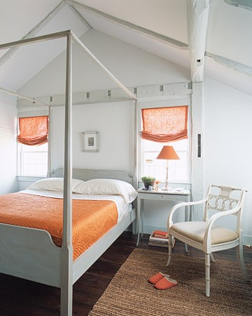 Gray And Orange Color Schemes Pillows And Peonies
