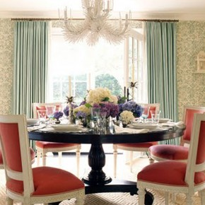Ashley Whittaker Coastal Dining Room